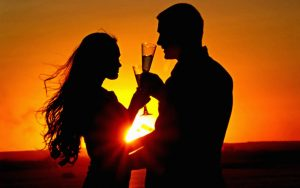 love-couple-at-sunset